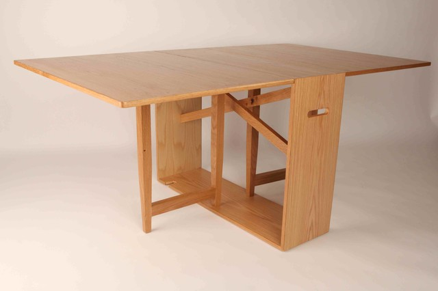 modern gateleg table 2