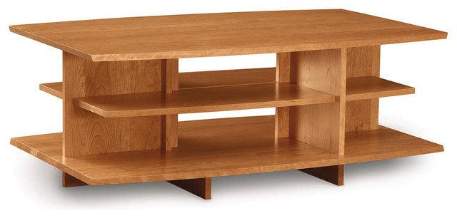 Copeland furniture monterey 48 x 30 coffee table for Coffee table 48 x 30