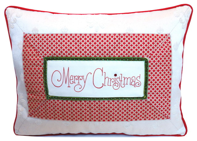 Christmas - Traditional - Decorative Pillows - boston - by JoJos Artistic Design