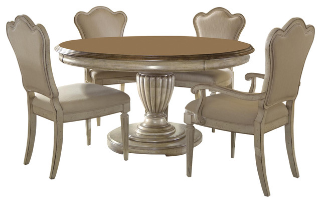 Signature Design By Ashley Provenance Formal Dining Room Set Traditional