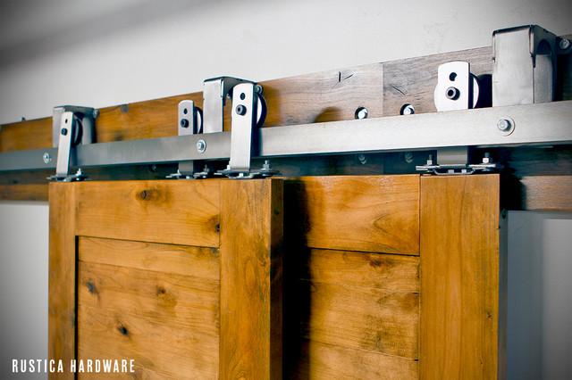 Bypass Barn Door Hardware Modern Salt Lake City By