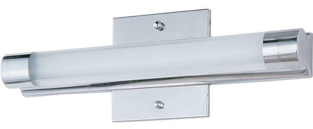 Modern Vanity Lighting Chrome : ET2 Lighting E22391-10PC Modern Vanity Light in Polished Chrome - Bathroom Vanity Lighting - by ...