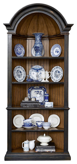 Ambella Home Collection Agatha Corner Cabinet ...