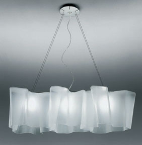 logico linear suspension light contemporary
