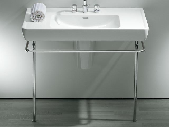 LAUFEN pro A Wall Basin Frame 1050 - Contemporary - Bathroom Basins ...