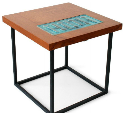 Jonathan Adler Ravello Cube Table Contemporary Side Tables And End