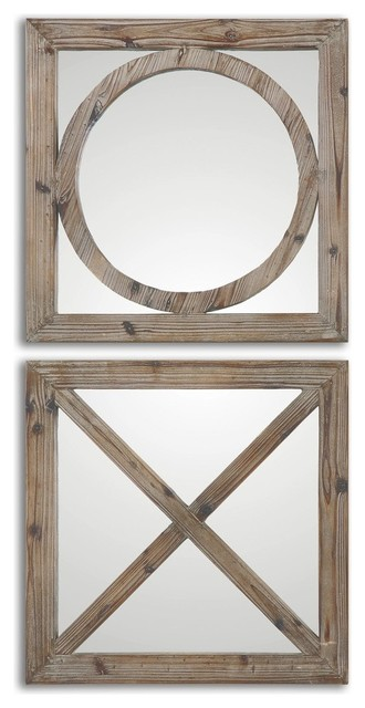 Farmhouse Foyer Mirror : French nautical coastal cottage style wall mantel foyer