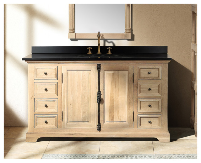 Country Style Bathroom Rustic Bathroom Vanities And Sink Consoles