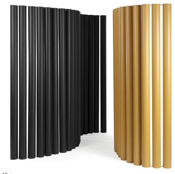 roller screenwal modern raumteiler paravents. Black Bedroom Furniture Sets. Home Design Ideas