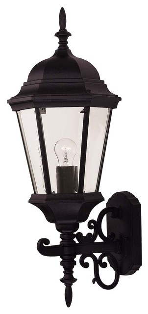 Exterior Collections Wall Mount Lantern - Modern - Outdoor ...