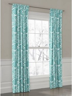 Contemporary - Custom made outdoor curtains ...