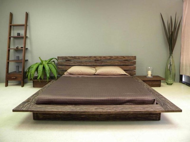 Low Profile Platform Bed - Asian - Platform Beds - Other - by Platform ...