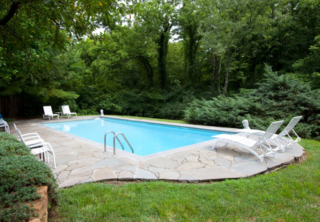 Swimming Pools Pool Houses Ideas Traditional Cincinnati By Rvp Photography
