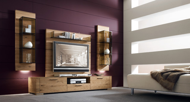 Cubo Hartmann - Contemporary - Entertainment Centers And Tv Stands - miami - by The Collection ...