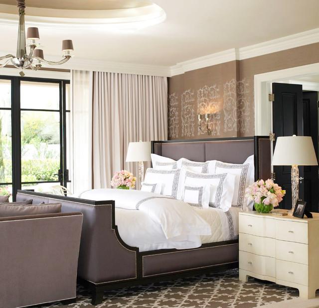 kim master bed  modern  beds  phoenix jamie herzlinger