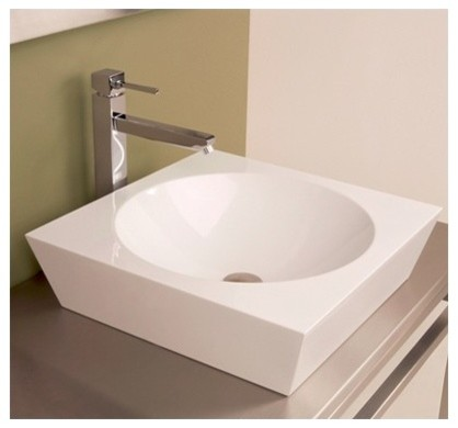 Small Vessel Sinks For Small Bathrooms : All Products / Bath / Bathroom Sinks