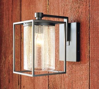 Garrison Sconce Contemporary Outdoor Lighting Other