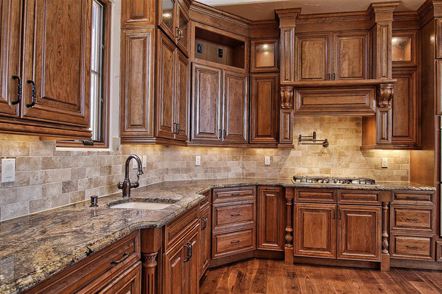 Legacy Victoria Cherry Mocha Harvest Kitchen Cabinetry Phoenix By All Teriors
