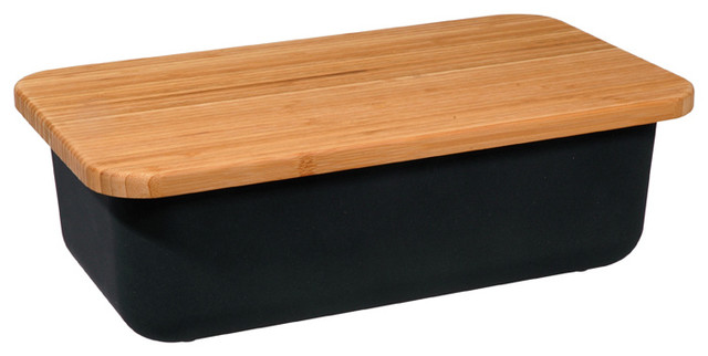 Zuperzozial Save My Bread Bread Bin Cutting Board