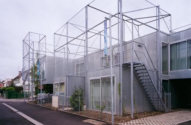 Wohnungsbau Mulhouse, Anne Lacaton und Philippe Vassal - Other
