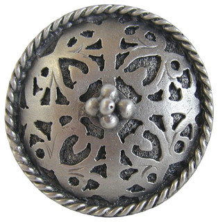... Jewel Knob - Modern - Cabinet And Drawer Knobs - by Knobs and Beyond