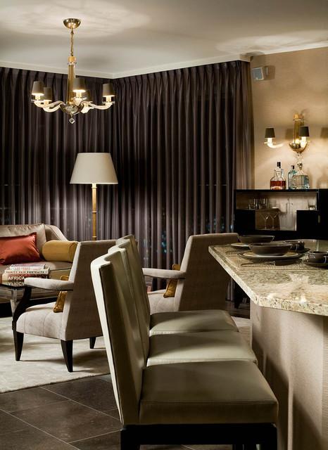 Enchanting Small Living Room Bar