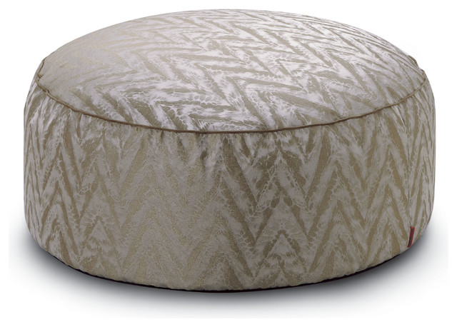 Pouf missoni home lilium for Pouf contemporain