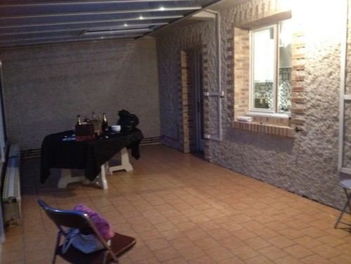 am nager une veranda de 30m2. Black Bedroom Furniture Sets. Home Design Ideas