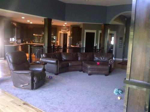 Need Help With Furniture Arrangement In Great Room Open