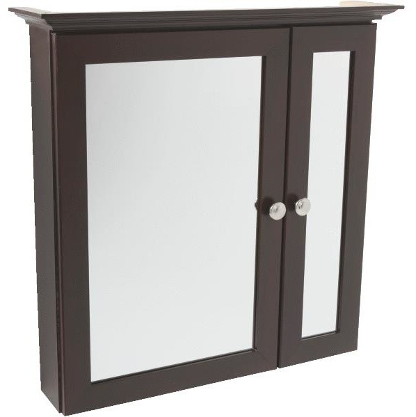 RSI Home Products Bi-View Medicine Cabinet - Traditional ...