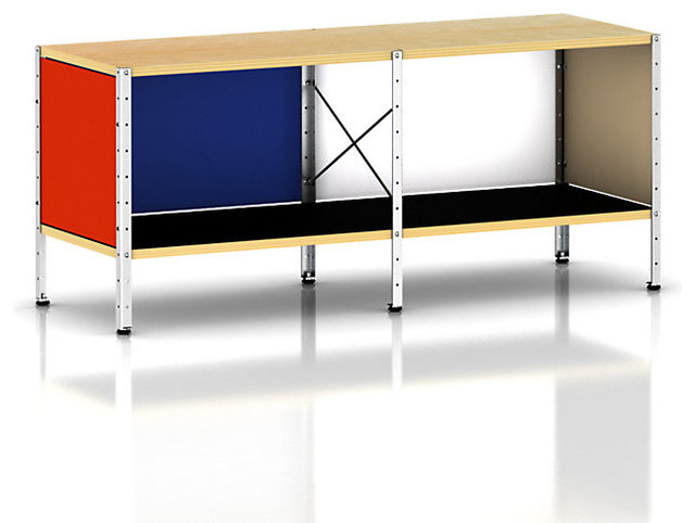 Herman Miller Eames Storage Unit, 4 x 2 - Modern - Accent Chests And ...