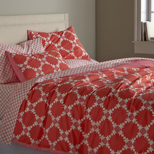 Genevieve Duvet Cover Contemporary Duvet Covers Amp Sets