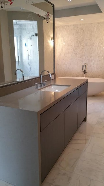 Residential Modern Bathroom Designs Hollywood Beach Fl Modern Other By All Wood Kitchens