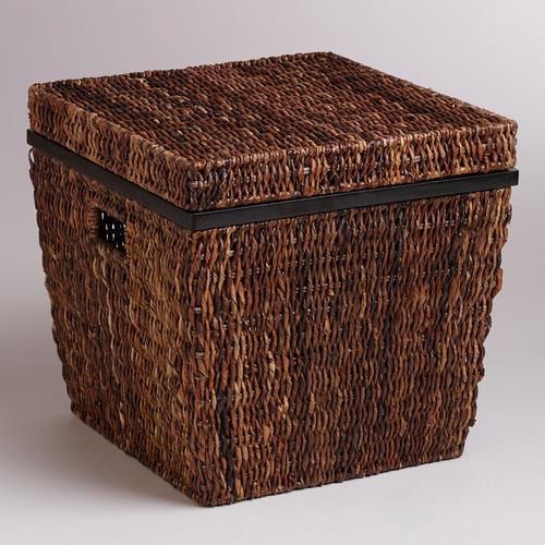 Madras Storage Cube baskets