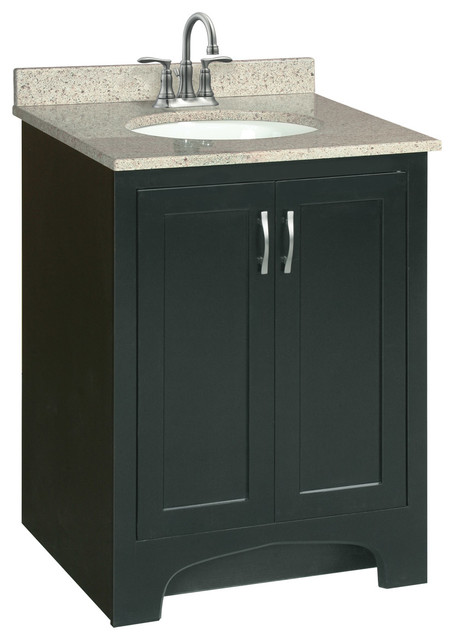 ready to assemble espresso finish traditional bathroom vanities and