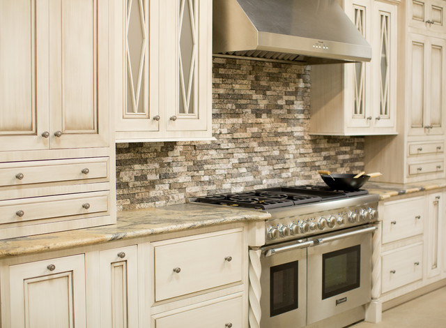 kitchen backsplash contemporary indianapolis by