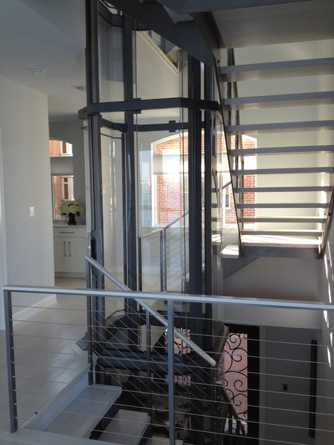 Custom Home Elevators Contemporary Denver By