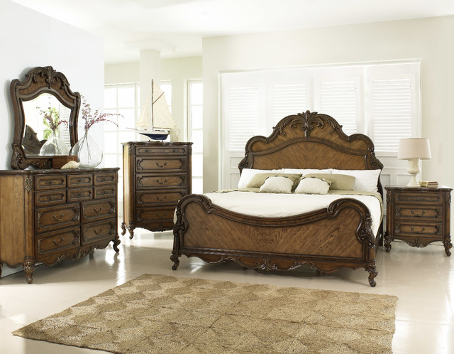 Rochelle collection fairmont 6 piece bedroom set bedroom furniture sets salt lake city for Bedroom furniture salt lake city