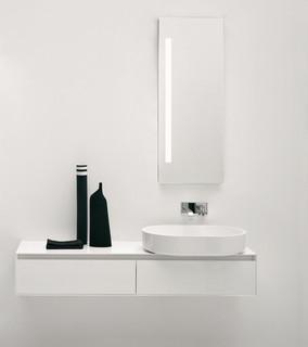 Lastest Lupi Back Lit Mirrors Modern Bathroom Mirrors Vancouver  Bathroom