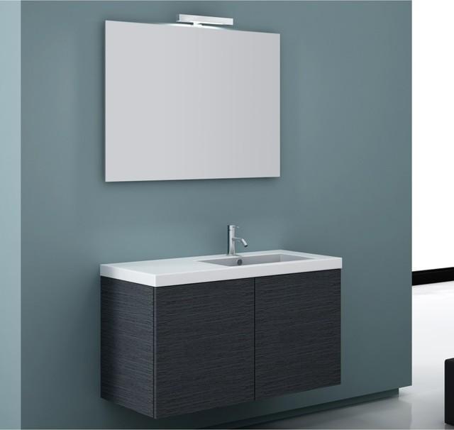 39 Inch Bathroom Vanity Set SE03 Modern Bathroom Vanity Units Sink