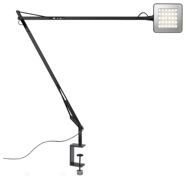 Clamp Desk Lamp Led clamp desk lamp led 19643001 black with color temperature and