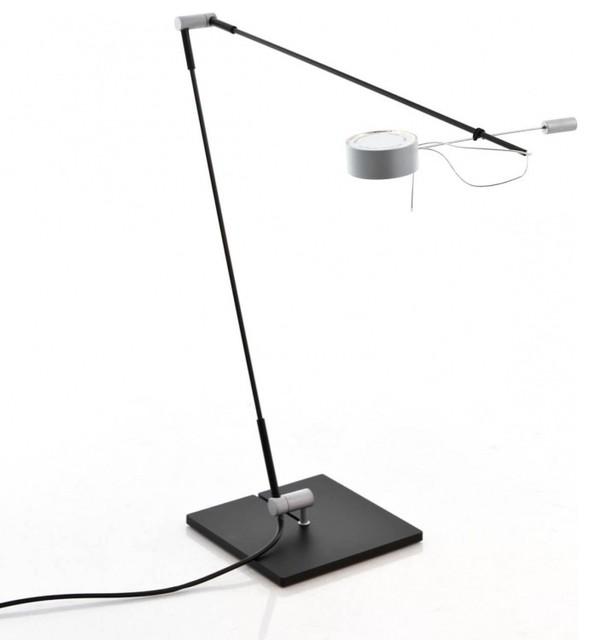 absolut schreibtischleuchte moderne lampe poser par. Black Bedroom Furniture Sets. Home Design Ideas