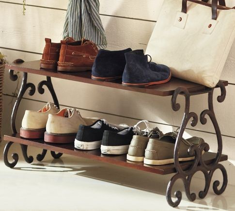 Moran Shoe Rack Mediterranean Shoe Storage By