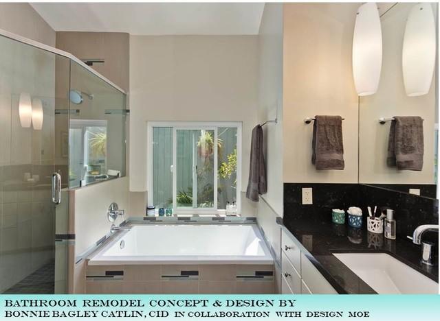 Bathroom Remodel San Diego North County Ca Contemporary Bathroom Other Metro By