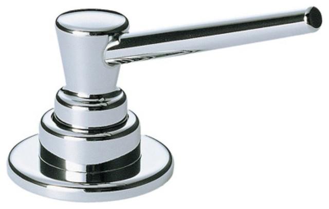 Delta classic rp1001 soap dispenser drp1001 for Delta bathroom accessories parts