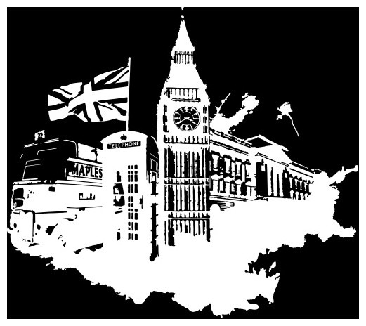 london streetart wall decal contemporary wall stickers rules of the house wall sticker contemporary wall