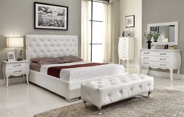 Stylish Leather High End Elite Furniture With Extra