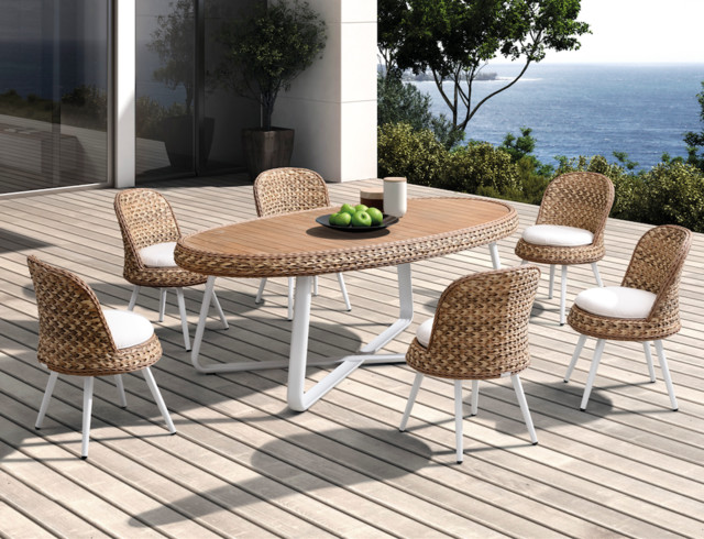 Outdoor Living Dining Sets 26