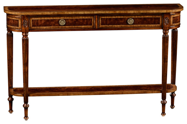 Jonathan Charles Classic Regency Style Console 494600
