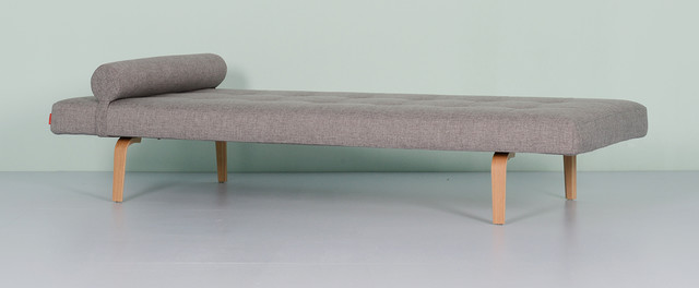 Pause day bed modern chaise longue other metro by for Chaise longue day bed